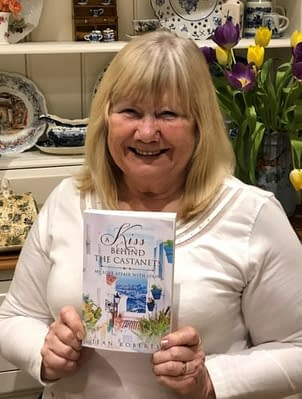 Jean Roberts new best selling author