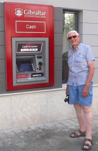 Our man in Gibraltar