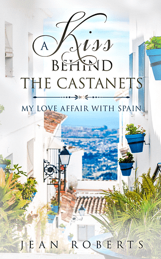 Reviews of A Kiss Behind the Castanets by Jean Roberts.