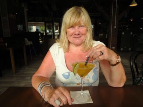 Jean Roberts and her travels within Spain.
