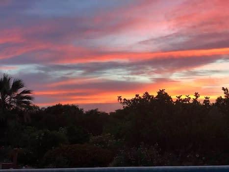 Beautiful Sunset Andalucía.