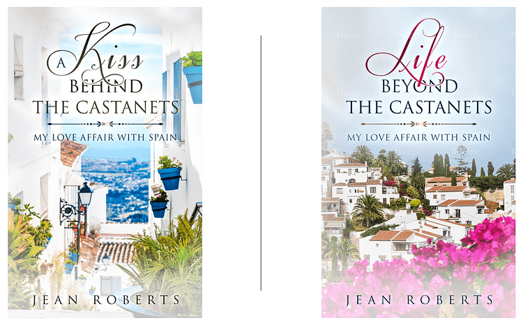 Kiss behind the castanets and Life Beyond the Castanets, both books about living and travel in Spain.